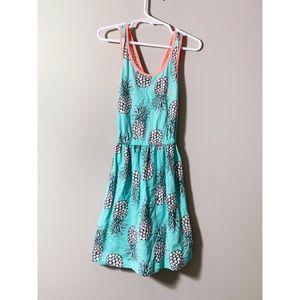Carter's Pineapple Dress
